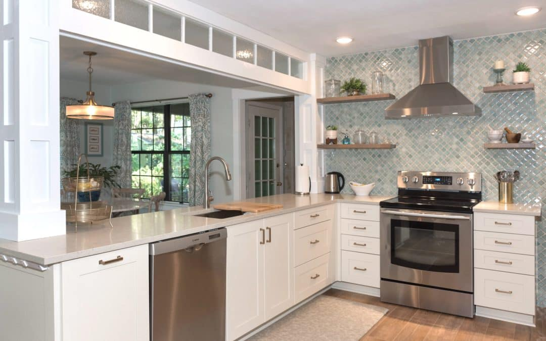 Killearn Lakes Modern Farmhouse Kitchen Remodel- $70,300
