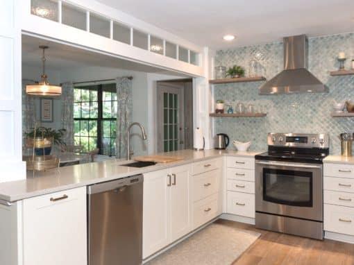 Killearn Lakes Modern Farmhouse Kitchen Remodel- $70,300