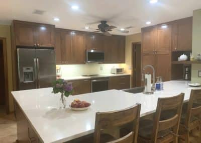 Buck Lake Kitchen Remodel – $58,000