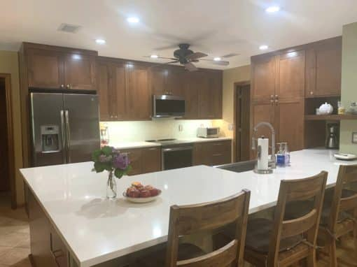 Buck Lake Kitchen Remodel – $58,000