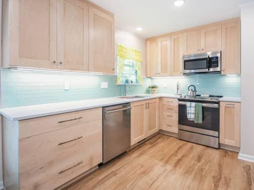 Shangrila Village Kitchen Remodel — $48,000
