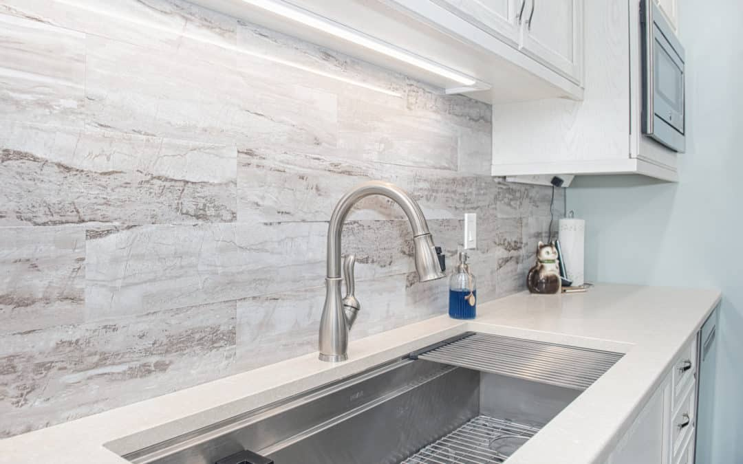 Sink Cabinets Are A Waste of Space, Try this Instead