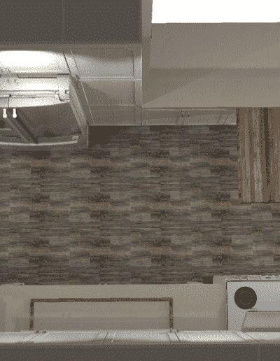 Aerial Kitchen Design