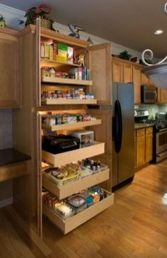 Tall Pantry Cabinets