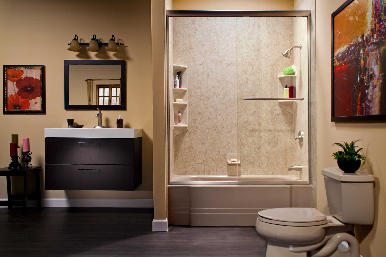 Brechia Shower Panel