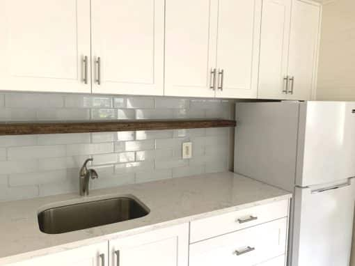 Pool House Kitchenette Addition – $10,900