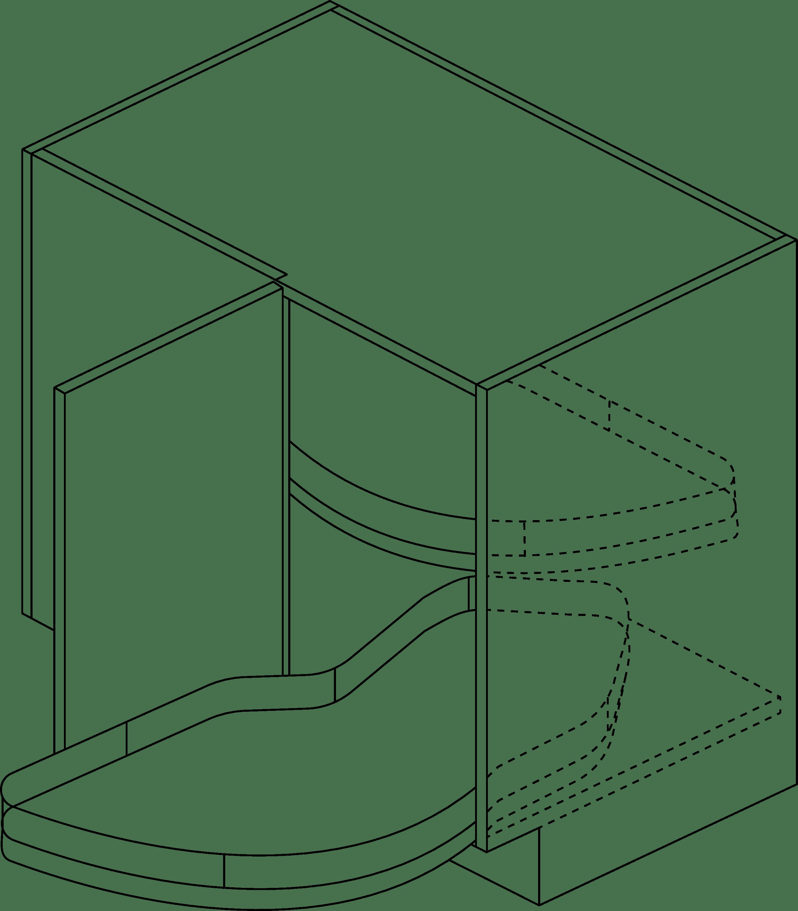 Blind Corner Swingouts