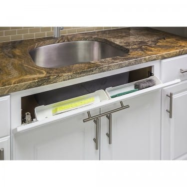 Sink Cabinet Tilt out trays hardware resources