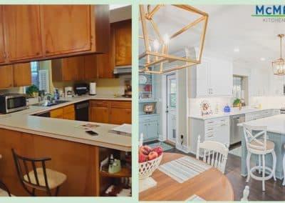 1970's Kitchen Update in the Eastgate Neighborhood $71,123.00