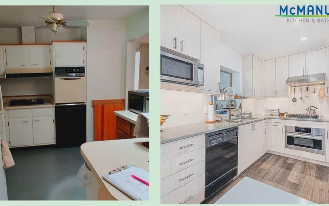 1960's Kitchen Update – Inglewood Tallahassee – $42,042.00