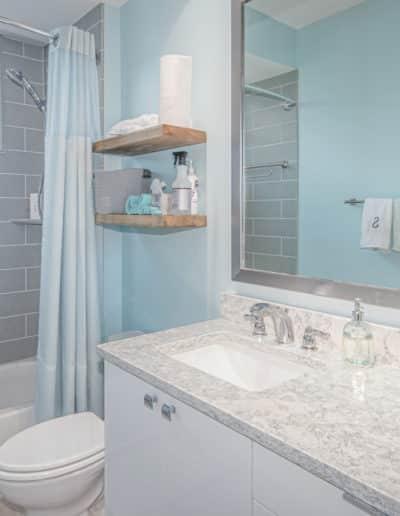 Hall Bath Update