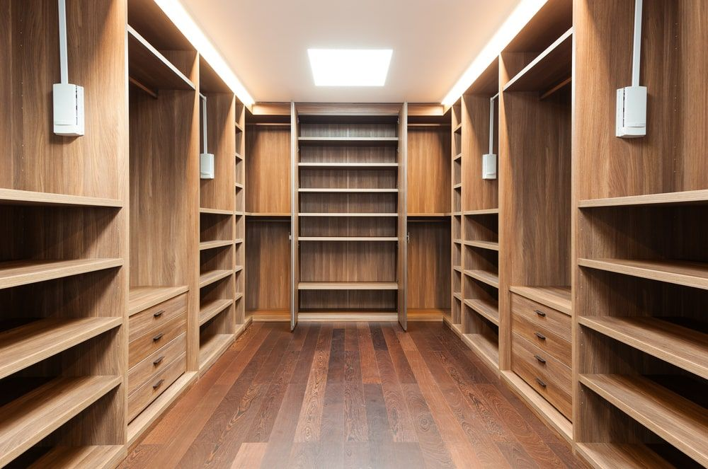 Closet Organizers and Storage