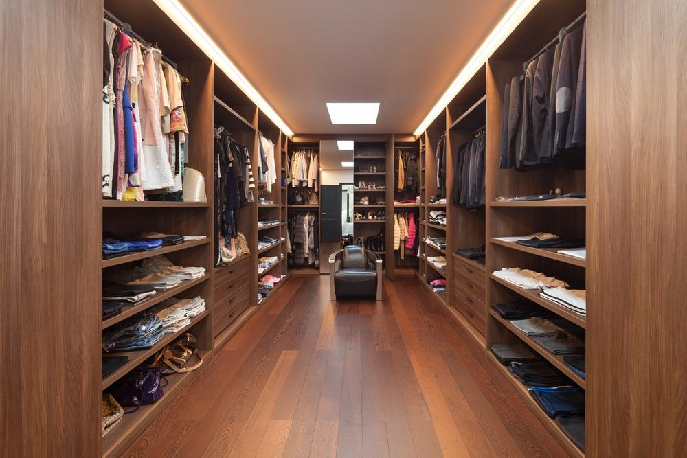 Closet Organization and Storage
