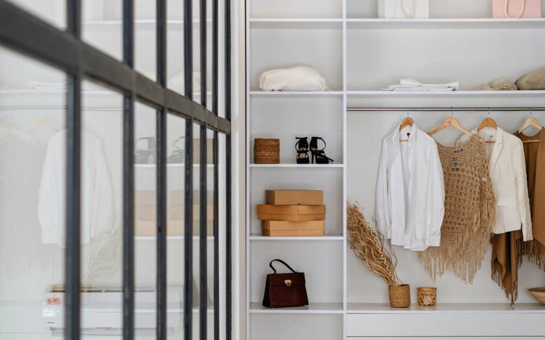 Add Closet Organizers and Storage to Make Your Life Easier