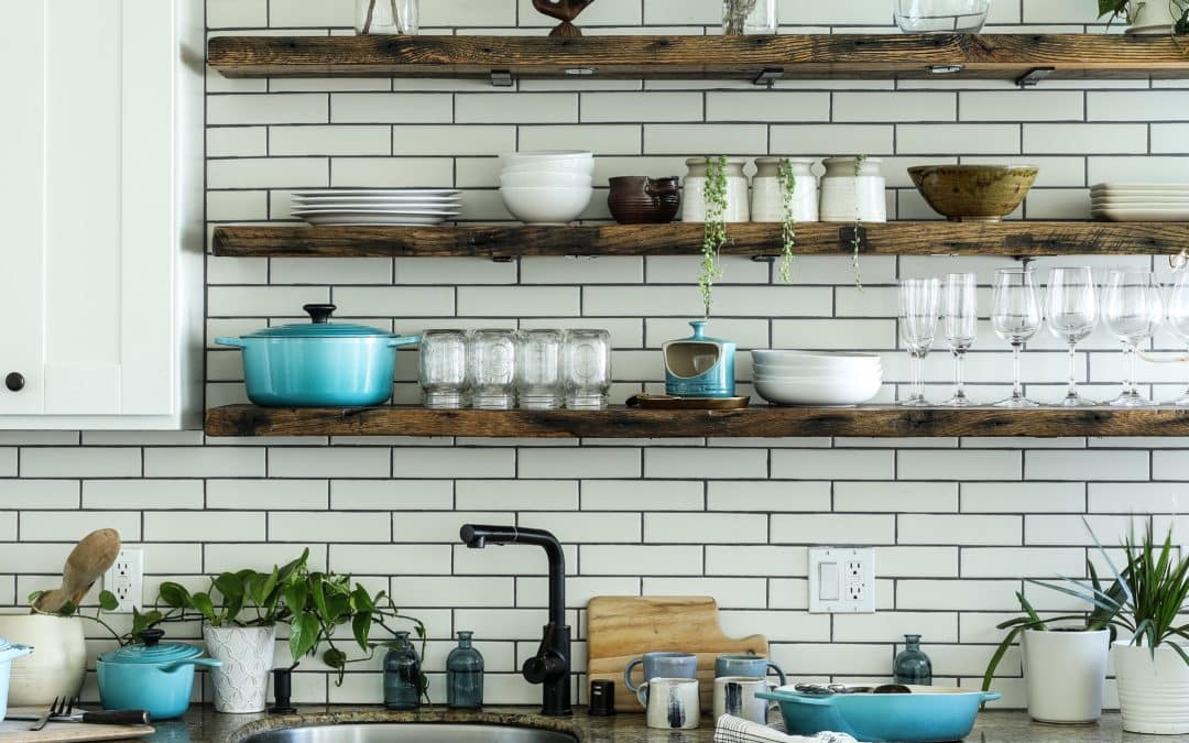 Open Shelving in The Kitchen – 10 Pro Tips