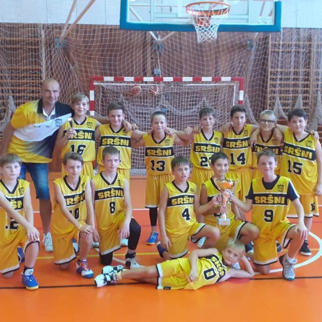 Přípravný turnaj ve Strakonicích U12 (2010)