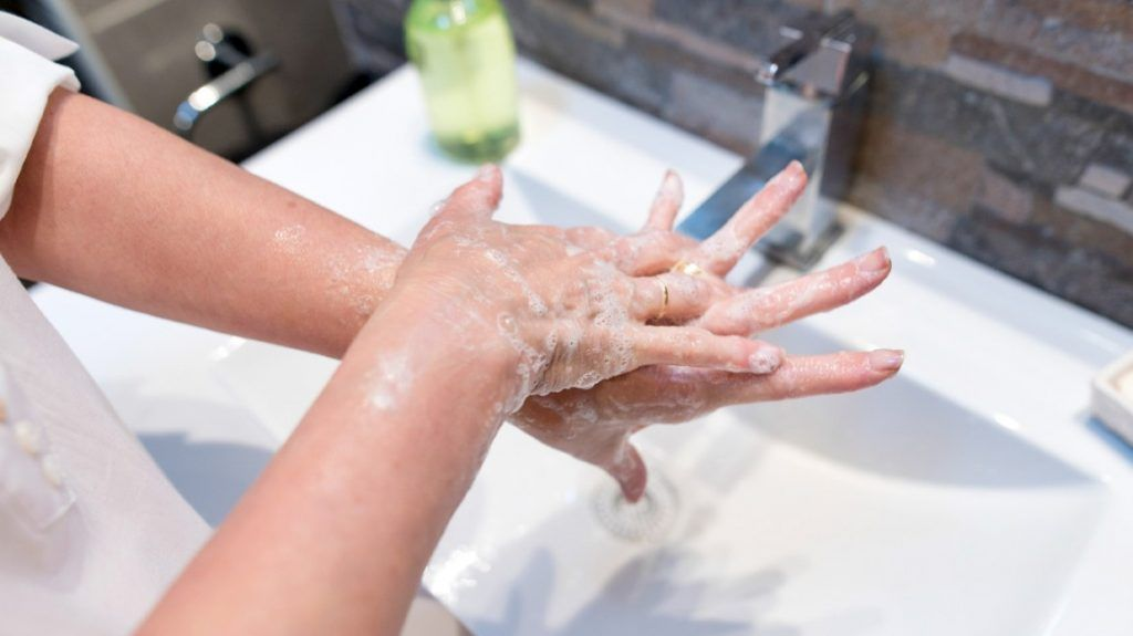 Wash your hands before every use