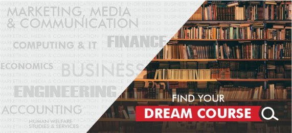 Find Your Dream Course