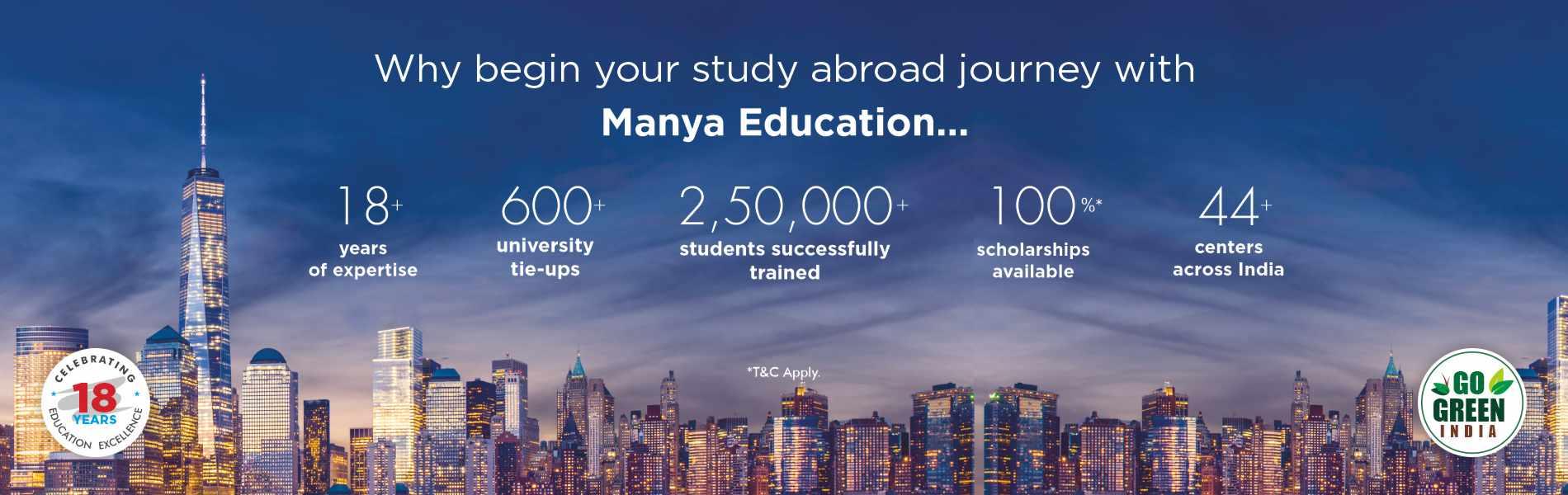 Manya Banner