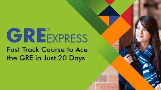 GRE Fast Track Course