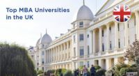 Top MBA Universities in the UK