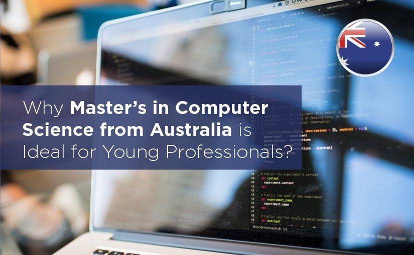 Master's in Computer Science in Australia