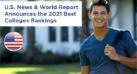 2021 Best Colleges Rankings