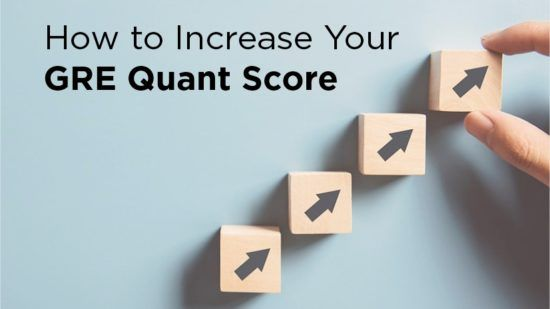 Increase GRE Quant Score