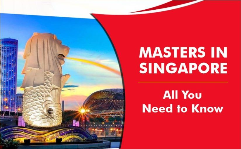 Masters in Singapore