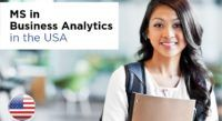 MS in Business Analytics in the USA