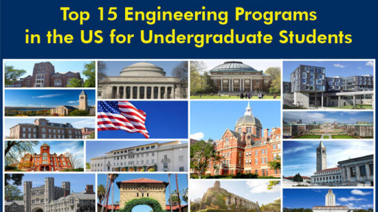 Top 15 Engineering Programs in the US