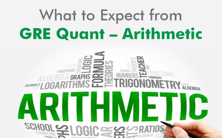 What to expect from GRE quant – Arithmetic