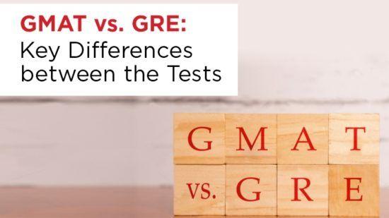 GMAT vs. GRE