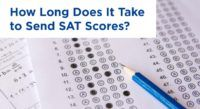 How Long Does It Take to Send SAT Scores