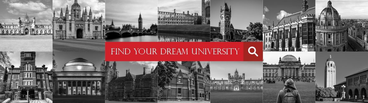 Find Your Dream University