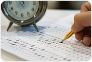 Familiarity With the SAT Paper Pattern and the Questions on the Test