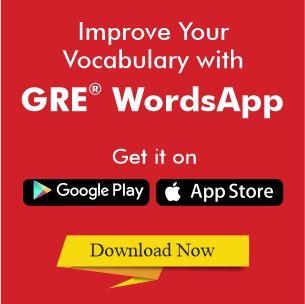 GRE WordsApp