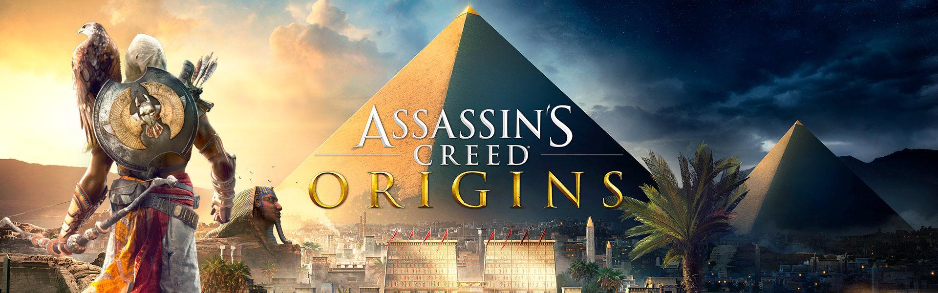 Revelado o trailer de Assassin's Creed Origins   E3 2017