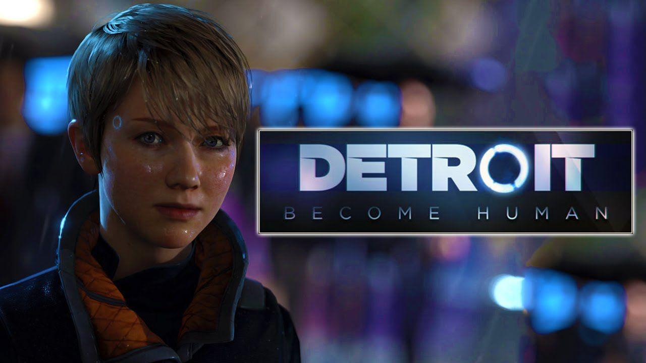 Detroit: Become Human estará disponível em 2018