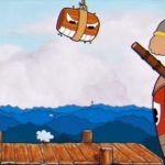 Cuphead Brutus Popeye