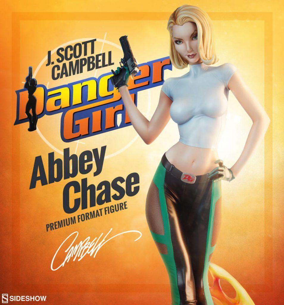 Danger Girl Abbey Chase