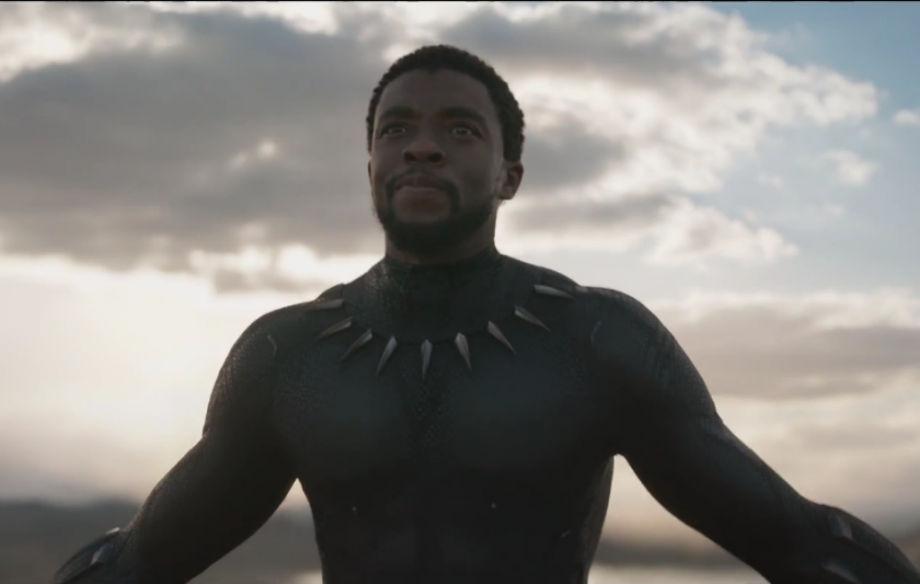 Pantera Negra novo trailer