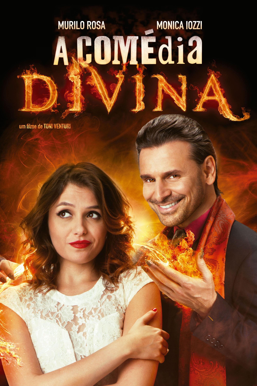 """Poster for the movie """"A Comédia Divina"""""""