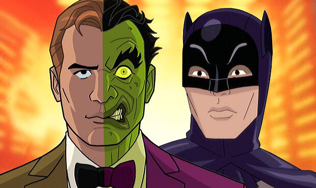 """Batman vs Two-Face - """"Aren't You Forgetting Something?"""