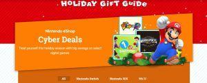 Promoção de Natal da Nintendo