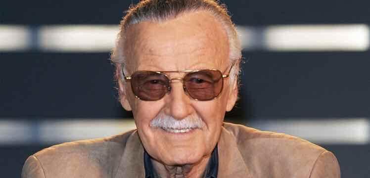 Stan Lee celebra 95 anos