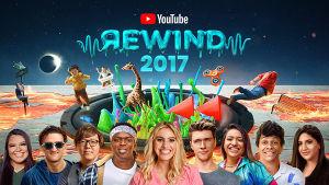 tendência neste ano no Youtube