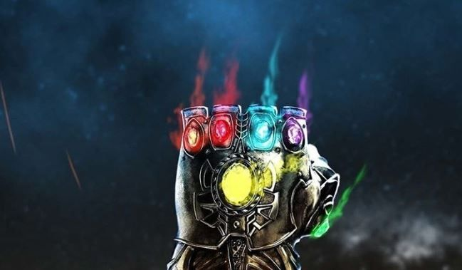 Vingadores Guerra Infinita: Pôster feito por fã impressiona