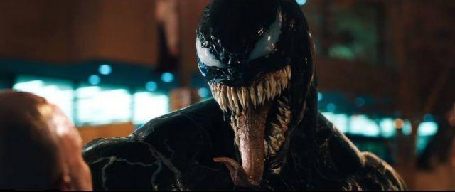 Aparência de Venom é revelada no primeiro trailer completo do filme, confira