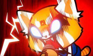 'Aggretsuko' uma fúria alternativa de Hello Kitty